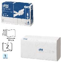 Бумажные листовые узкопанельные полотенца TORK сложения Multifold