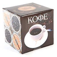 Подарочный набор Чашки для кофе + книга с рецептами его приготовления