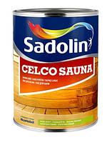 Лак для бани и сауны Sadolin CELCO SAUNA 2,5л (Селко Сауна)