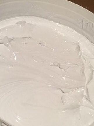 Краска пластизольная белая White 121