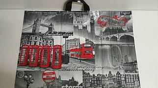 "Пакет\петлевой (60*50!5) ""Амстердам"" ХВГ (25 шт)"
