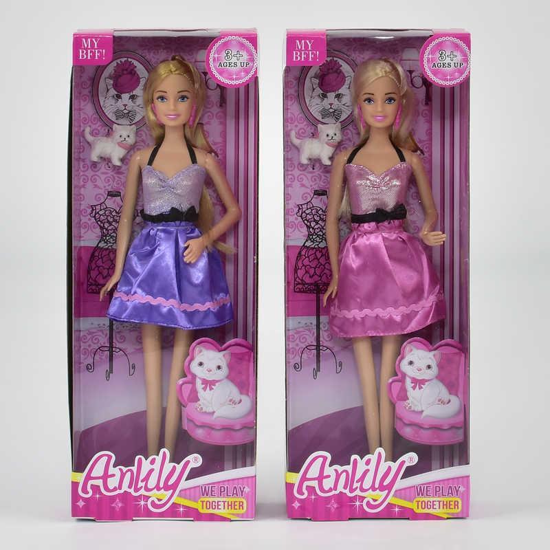 Кукла с питомцем 99128 (72) 2 вида, в коробке