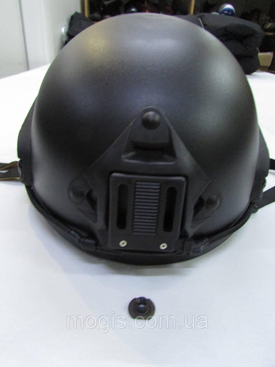 Каска защитная для стрейбола черная и бежевая