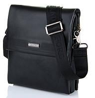 Мужская сумка Bradford 912-3 искусственная кожа три отдела плечевой ремень 22 см х 26 см х6см