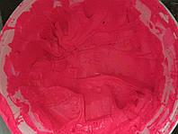 Краска пластизольная флурисцентная Fluorescent Pink