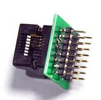 Переходник для программирования микросхем SOP8 в DIP8 SOIC8 в DIP8 IC