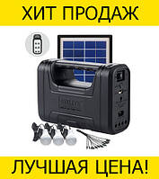 Портативная солнечная система GDLIGHT GD-8007!Спешите Купить