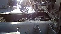 Ремонт поврежденных участков рамы в Харькове