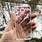 Чехол цветы для Apple iPodtouch 5\6\7 + защитная пленка на экран в подарок, фото 2