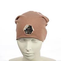 Демісезонна молодіжна шапка