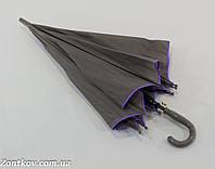 """Детский однотонный зонтик трость на 5-10 лет от фирмы """"MaX"""", фото 1"""