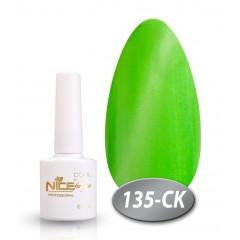 """Гель-лак Nice Cool """"Кошачий Глаз"""" CK-135 (каучуковый), 8,5 мл"""