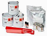 Уретановый эластомер 3M Scotchkote 80XRG 539  ремонт конвейерных лент и восстановления  резиновых деталей, фото 2