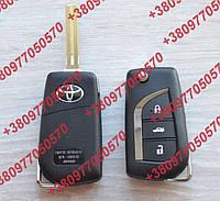 Ключ Toyota Camry Prado и другие Америка 315mhz