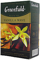 "Чай чёрный Greenfield ""ВанільВейв"" 100гр."