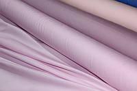 Нежно розовый.Рубашечная ткань хлопок стрейч .(эластан 5%) слабый стрейч!, фото 1