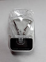 Зарядка, адаптер, блок питания HY02 LCD Жабка