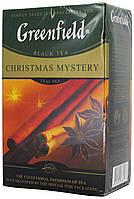 """Чай чёрный Greenfield """"КритмаМістері"""" 100гр."""