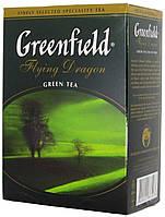 """Чай зеленый Greenfield """"Драгон Флайм"""" 100г."""
