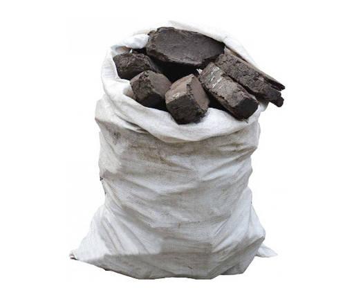 Торфобрикеты в мешках по 40 кг, 1 тонна, фото 2