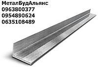 Уголок алюминиевый АД31  30х30х2,0мм равнополочный
