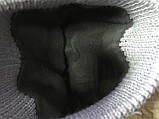 Набор шапочка в разных оттенках и однотонный шарф-снуд , фото 3