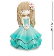 """Скарбничка """"Дівчинка в блакитній сукні"""" MF-06"""