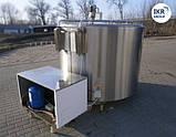 Холодильник для молока БУ Frigomilk G4 объемом 1200 литров / Охолоджувач молока, фото 2