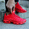 Nike Air Max TN Plus  Red (реплика), фото 2