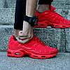 Nike Air Max TN Plus  Red (реплика), фото 5