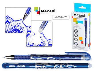 Ручка гелевая со стираемыми чернилами PRESTO, СИНЯЯ 0.5мм