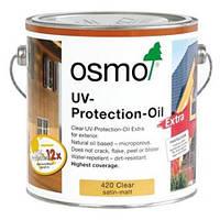 Защитное масло для дерева с УФ-Фильтром UV-Schutz-Öl, 420 бесцветное 5 мл