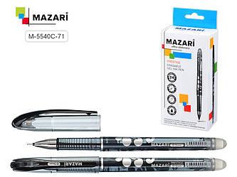 Ручка гелевая со стираемыми чернилами PRESTIGE, ЧЕРНАЯ 0.5мм
