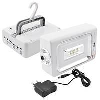 Энергосберегающая лампа Yajia 6869, 16SMD+30SMD, USB