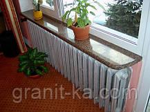 Гранитный подоконник в квартире, фото 2
