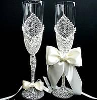 Свадебные бокалы  BV018