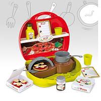 Мини-пиццерия в чемоданчике Super Pizza Smoby 24467, фото 1