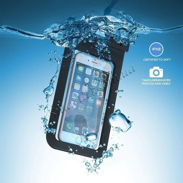 Чехол водонепроницаемый Getihu Waterproof для мобильных телефонов или документов