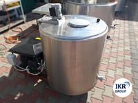 Охладитель молока Б/У ALFA LAVAL на 200 литров открытого типа / Охолоджувач молока