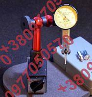 Индикаторная магнитная стойка с индикатором блоха 198мм ! КОМПЛЕКТ
