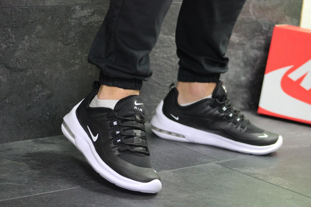 b4db6516 Мужские кроссовки в стиле Nike Air Max Axis,черные с белым: продажа ...