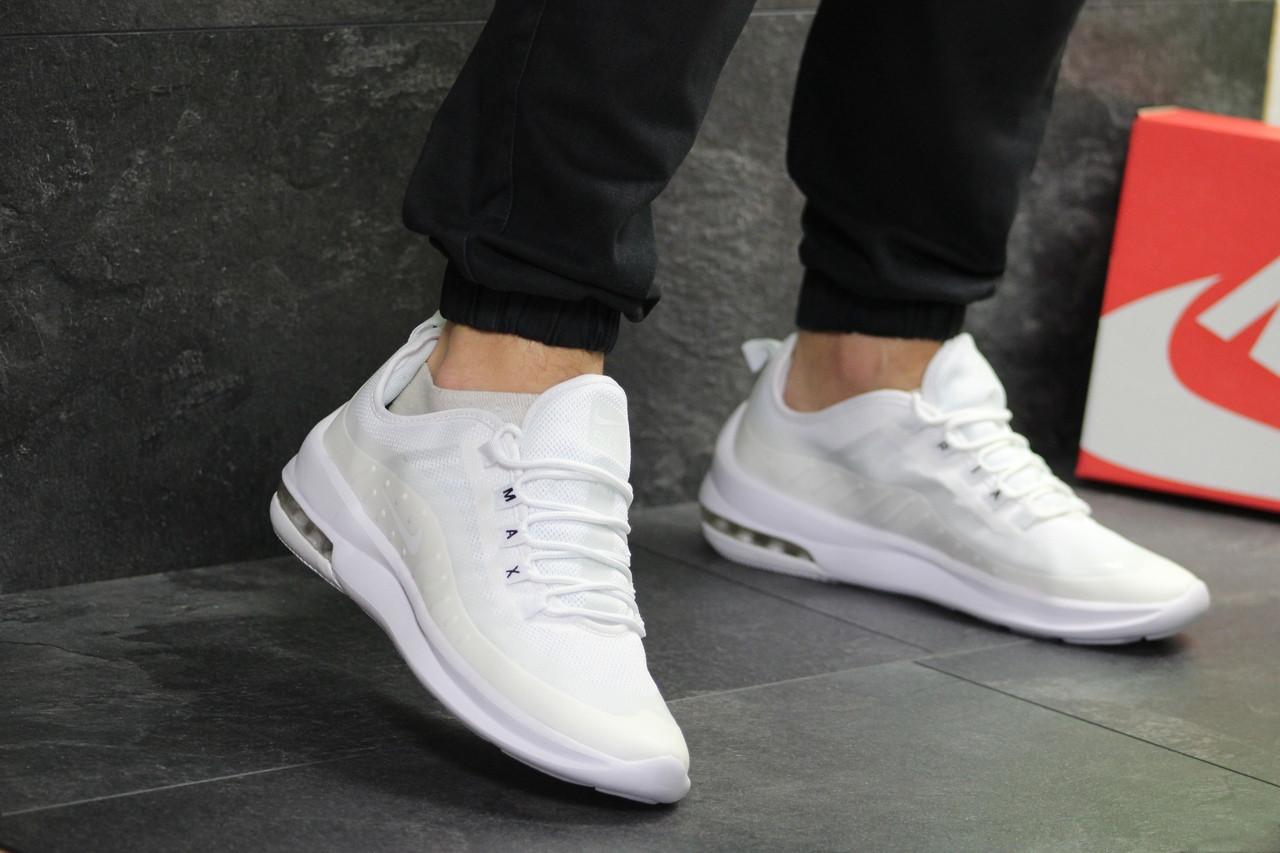 755d0f0a Мужские кроссовки в стиле Nike Air Max Axis, белые: продажа, цена в ...