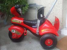 Детский трёхколёсный велосипед Cucciolo BOY, фото 2