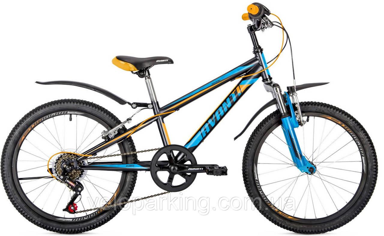 Горный спортивный детский велосипед Avanti Super boy 20 VB (2019) new