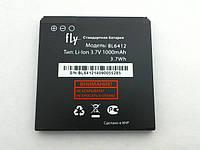 Аккумуляторная батарея (BL6412, 1000mAh) Fly IQ434/ E158, оригинал