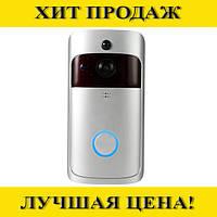 Домофон SMART DOORBELL wifi CAD M6 1080p!Скидка