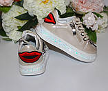 Дитячі кросівки / кеди для дівчаток, фото 2