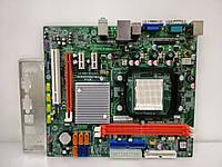 Материнская плата ECS GF8100VM-M5 AM2/AM2+  DDR2, фото 1