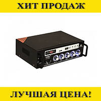 Усилитель звука c bluetooth AMP SN 003 BT!Спешите Купить