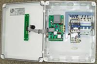 Универсальный прибор управления 3-х фазным насосом. Тип СУН-4 кВт, фото 1